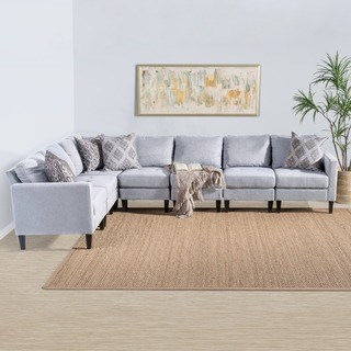 Buy L-Shape Sectional Sofas Online at Overstock | Our Best Living