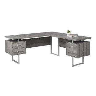 Modern Corner & L-Shaped Desks | AllModern