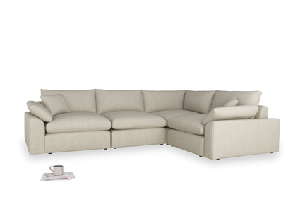 Corner Sofas | Comfy L Shaped Sofas | Loaf