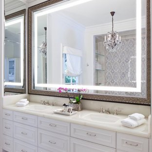 Install Large Bathroom Mirrors In Your   Privy