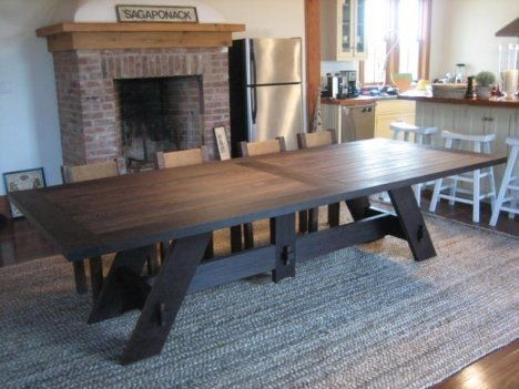 Large Dining Room Tables Seats 10 - Ideas on Foter