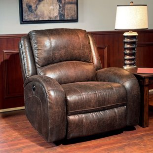 Lay Flat Oversized Recliner | Wayfair