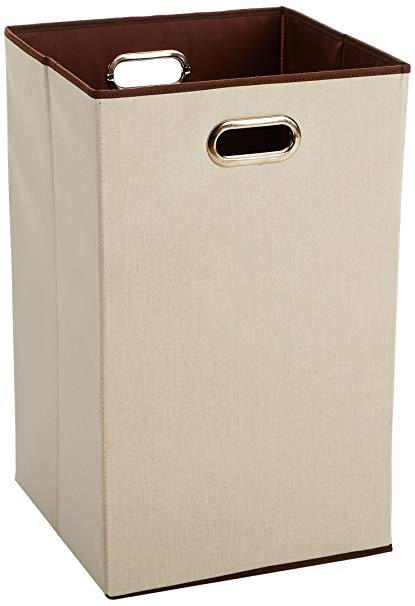 Amazon.com: AmazonBasics Foldable Laundry Hamper: Home & Kitchen