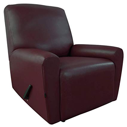 Amazon.com: Easy-Going PU Leather Recliner slipcovers, Waterproof