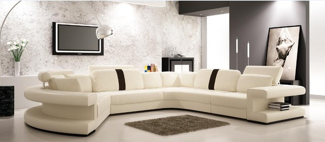 Modern corner sofas and leather corner sofas for Sofa set living