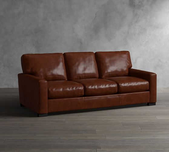 How to get and care for the right leather   couch