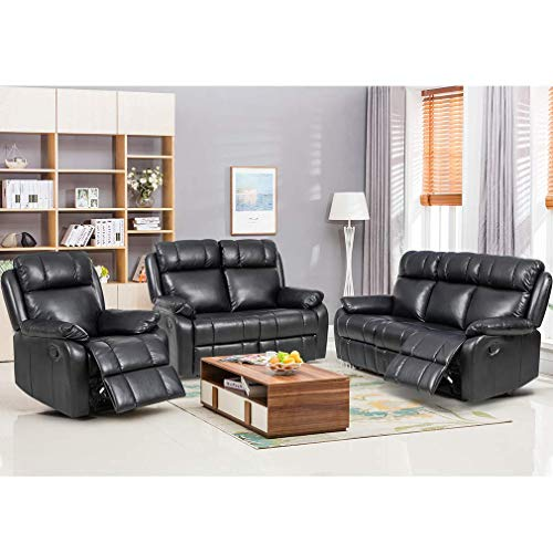 Recliner Sofa and Loveseat Sets: Amazon.com