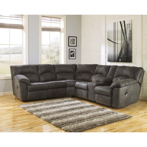 Recliner sectionals & leather reclining sectionals | RC Willey