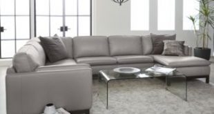 Furniture Ventroso Leather Sectional and Sofa Collection, Created