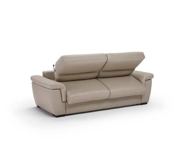 Natuzzi Top Grain Leather Sofa Sleeper B933 | Natuzzi Sofa Sets