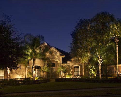 Kichler Outdoor LED Landscape Lighting in Winter Park, FL