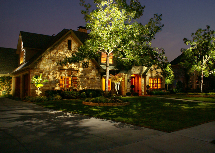 Led Light Design: Astonishing LED Landscape Lighting Landscape