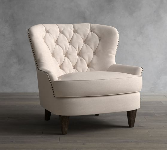 Armchairs, Living Room Chairs & Accent Chairs   Pottery Barn