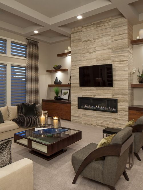 30 Inspiring Living Rooms Design Ideas | Decorating | Pinterest
