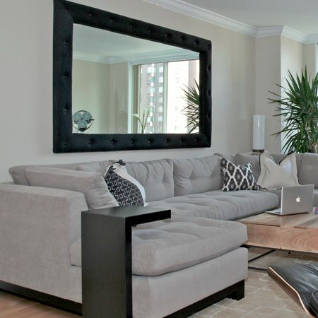 4 Guidelines to Using Mirrors as the Focal Point of a Room | Home