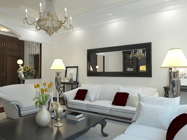 Lompier Interior Group - Contemporary - Living Room - Sacramento