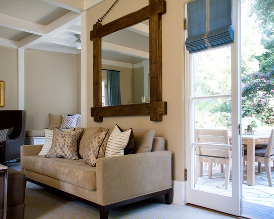 Living Room Décor: Using Wall Mirrors - Capital Lifestyle