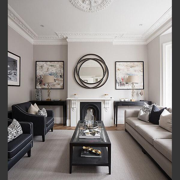 Mirror Ideas For Your Living Room - SHINE MIRRORS AUSTRALIA