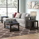 CHOOSING THE RIGHT  LIVING ROOM   TABLE SETS
