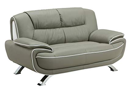 Amazon.com: Blackjack Furniture 405-GRAY-L The Newsome Collection