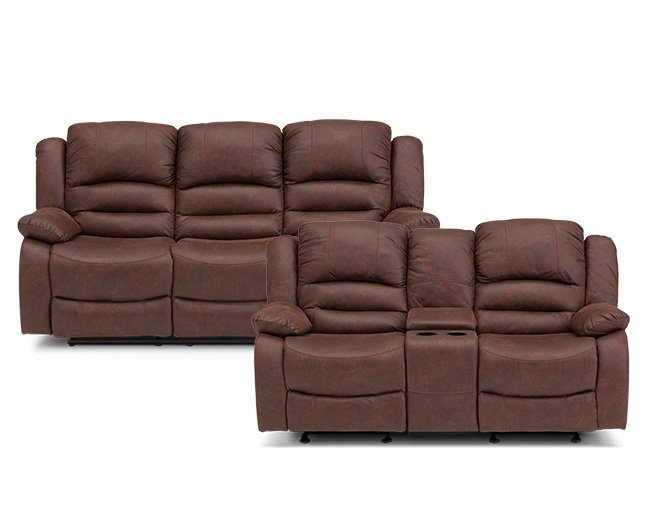 Avery Console Loveseat - Furniture Row