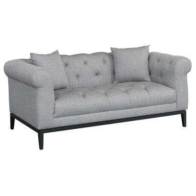 Polyester - Fabric - Loveseat - Sofas & Loveseats - Living Room