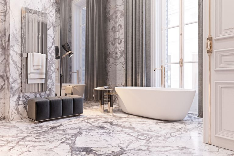 Luxury bathroom design ideas: 21 ways to get a hotel spa look | Real