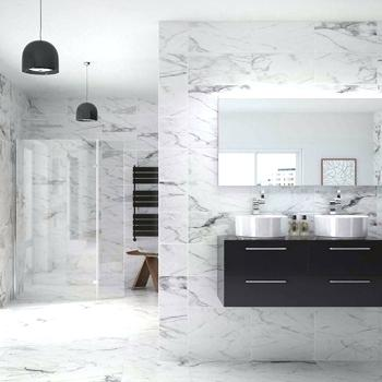 Marble tiles for classic kitchens
