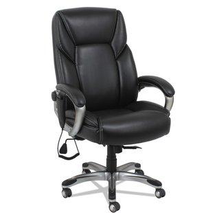 Heated Massage Office Chair | Wayfair