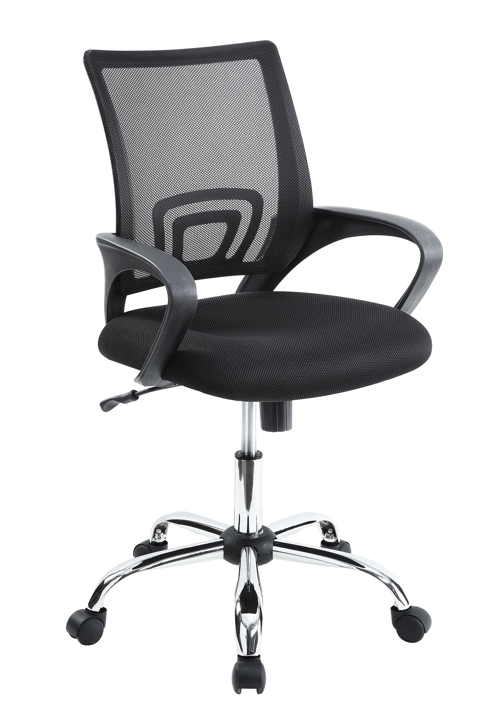 Mainstays Mesh Office Chair with Arms - Walmart.com