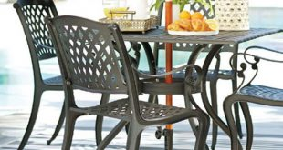 Metal Patio Furniture You'll Love | Wayfair