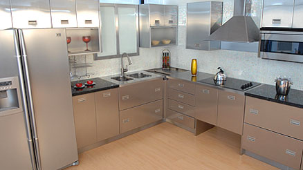 Metal Kitchen Cabinets Review u2013 The Kitchen Blog