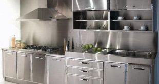 Metal Ikea Kitchen Cabinets u2026 | forever house | Steelu2026