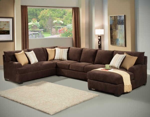 Delightful Amazing Microfiber Sectional Sleeper Sofa Magnificent