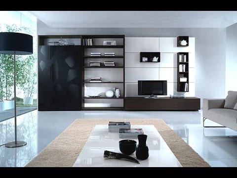 Minimalist Modern Living Room Design Ideas - YouTube