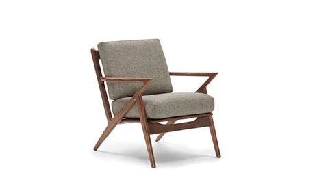 Mid Century Modern Chairs and Ottomans | Joybird