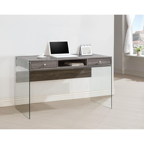 Modern Desk writing table Office furniture Roslyn VA contemporary