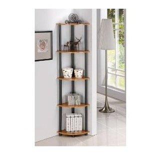 Corner Bookcases You'll Love | Wayfair