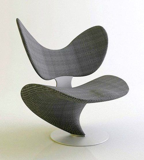 Concept Armchair 1 / Roberto Pennetta | Chairs | Furniture Design