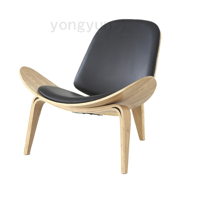 Living Room Furniture lounge chair Living Room shell Chair Modern