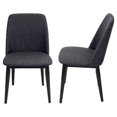 Tintori Mid Century Modern Dining Chair (Set Of 2) - LumiSource : Target