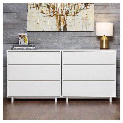 Modern 3 Drawer Dresser - Room Essentials™ : Target