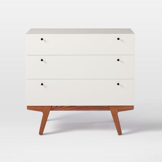 Modern 3-Drawer Dresser | west elm