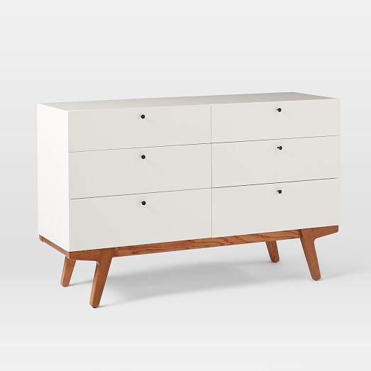Complete the look of your bedroom with a   Modern dresser
