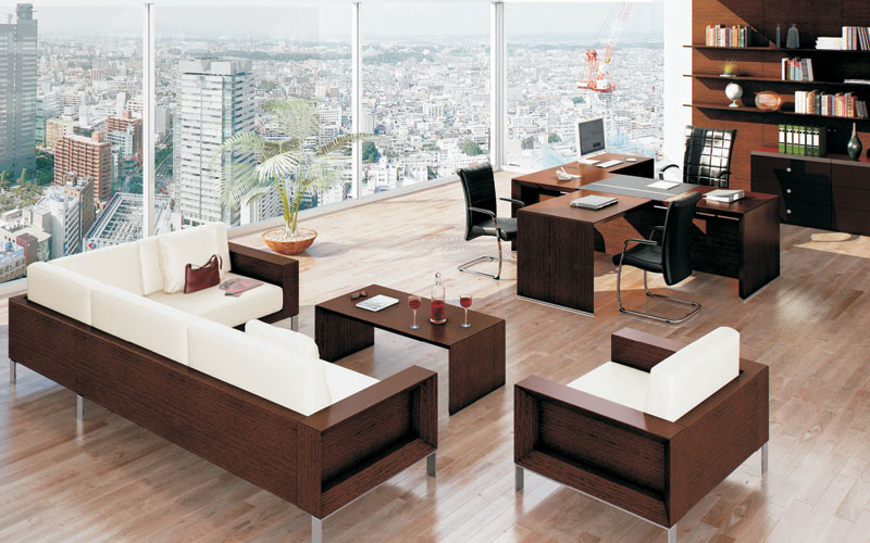 Global Offices System - Classic Modern Furniture