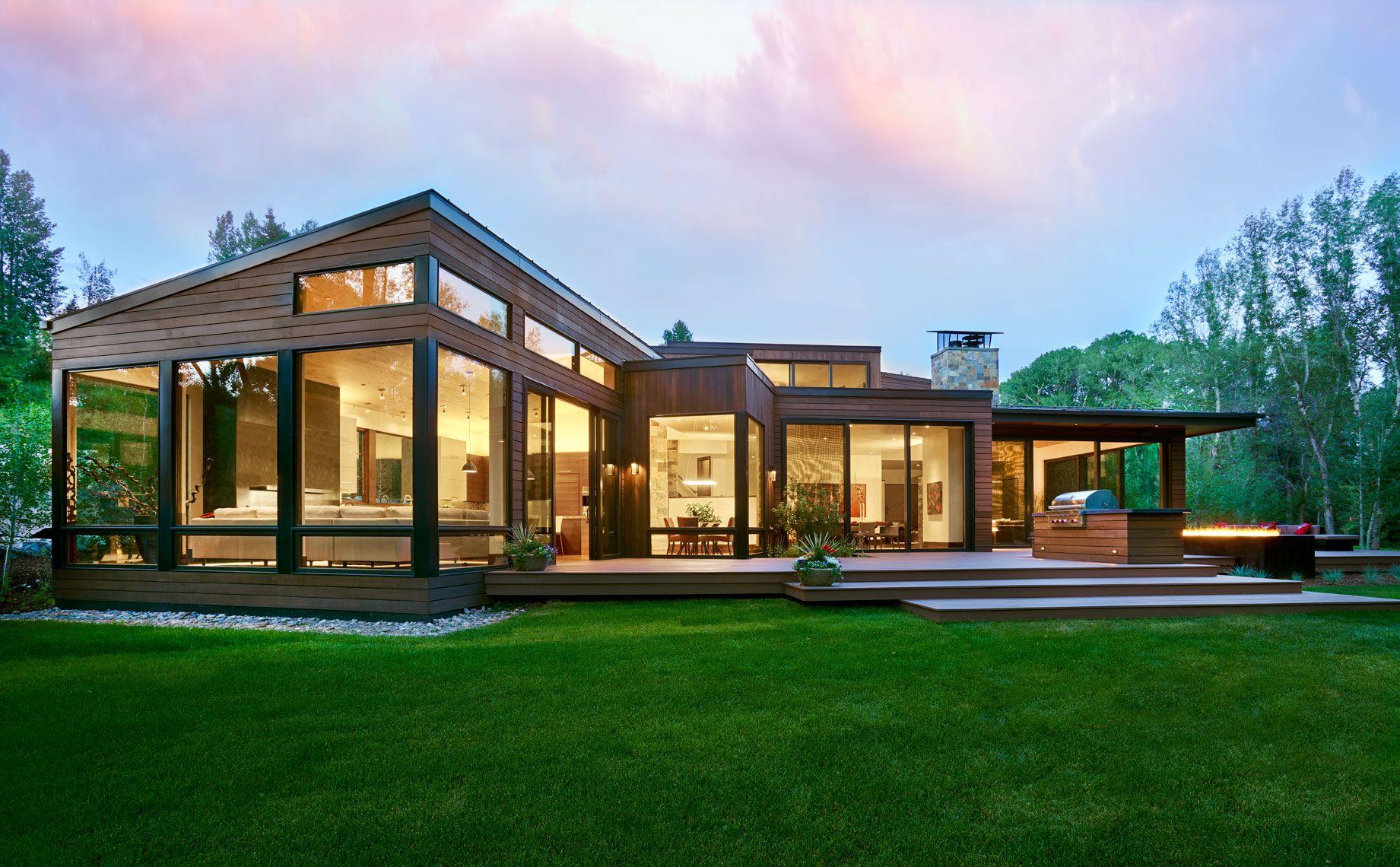 30 Stunning Modern Houses - Photos of Modern Exteriors