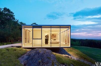 17 Modern Home Exteriors - Architectural Digest