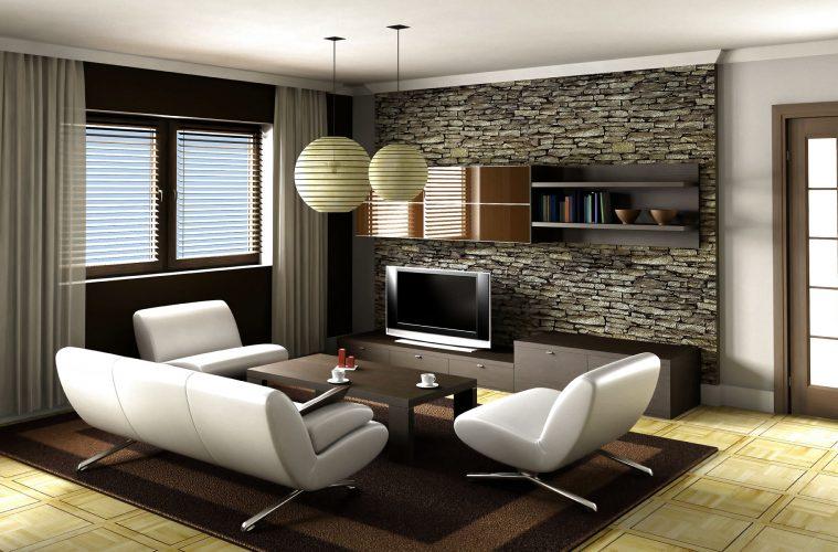 16 Modern Living Room Furniture Ideas & Design - HGNV.COM
