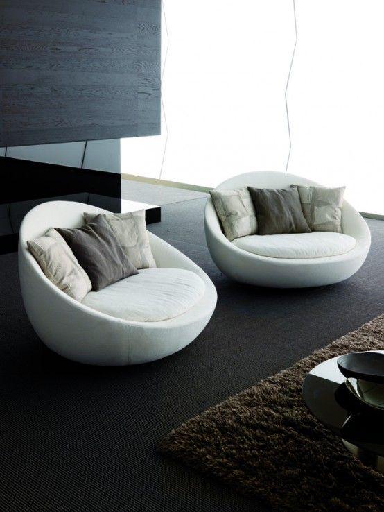 Modern Living Room Sofa u2013 Lacon by Desiree Divano   furniture