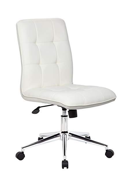 Amazon.com: Boss Office Products B330-WT Mellennial Modern Home